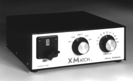 XMatch Tuner Front