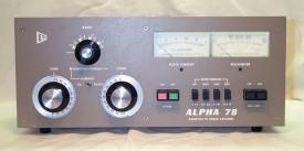 Alpha 78Amp