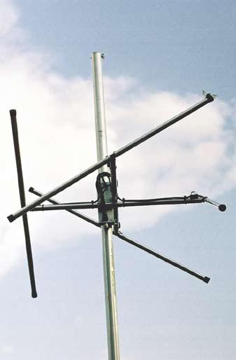 Club Antenna Build Projects – K8BP HF and AA2TX 2m Antenna Projects
