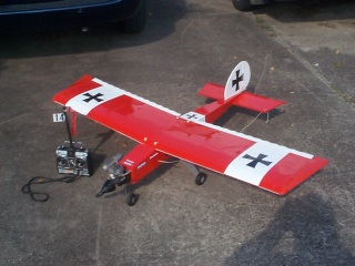 BigStik R/C Airplane