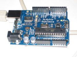 Arduino up close