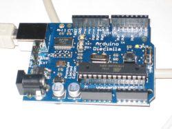 Arduino upclose