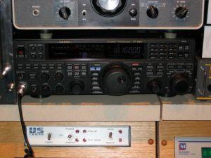 Yaesu FT-950 Transceiver