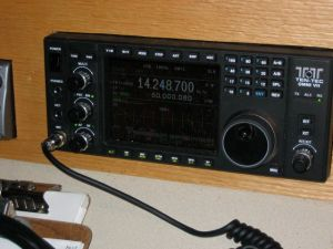 Ten-Tec Omni-VII Transceiver