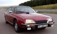 Citroen CX2400 Pallas C-Matic Sedan