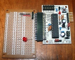 Arduino Picture with Breadboard