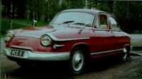 Panhard PL-17 Sedan Grand Routier