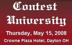Contest University2008