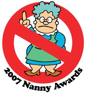 Nanny AwardLogo