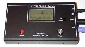 AmQRP's NUE-PSK DigitalModem