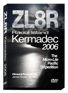 ZL8R DXpedition DVD Cover