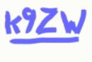 K9ZW Logo