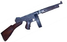 Thompson Machine Gun - Legal for SomeCivilians
