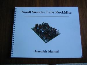 Scott NE1RD\'s Rockmite Builder\'s Manual