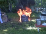 Washington Island Fish Boil