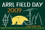 W9DK Field Day logo based on ARRL Artwork