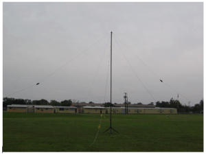 AE5JU Field Day Antenna