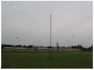 AE5JU Field Day Antenna
