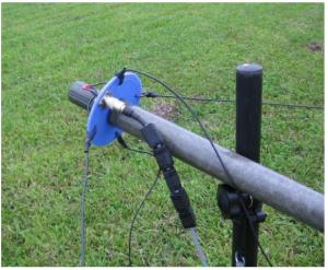 AE5JU Field Day Antenna Detail 3