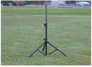 AE5JU Field Day Antenna Stand