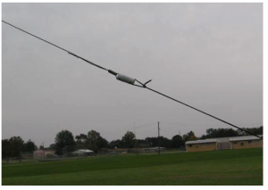 AE5JU Field Day Antenna Termination