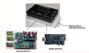 NUE-SDR Prototype