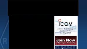 ARRL New Website Browser Image - on Landing on Page - Masked