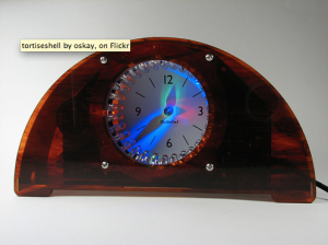 "Evil Mad Scientist ""Bubble Dial Clock Kit"""