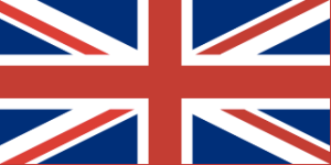 Union Flag (England is the Main Red Cross)