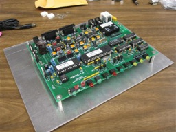 NHRC-10 Repeater Controller Mounted on Base Plate
