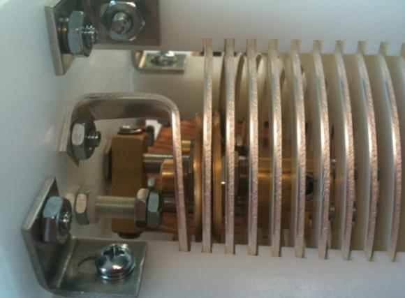 Alpha 4040 Custom Roller Inductor