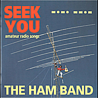 The Ham Band -  Seek You -  CD Baby Cover