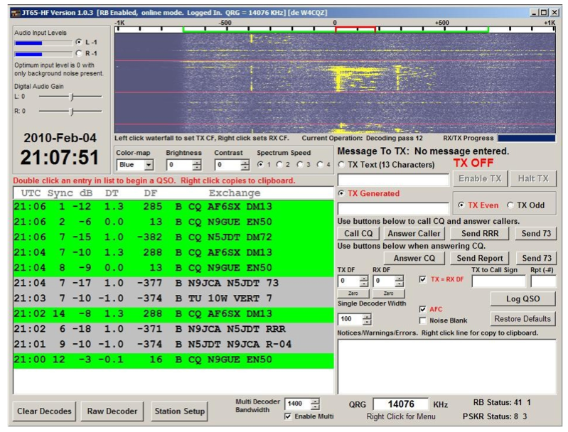 Well it does qualify as a QSO you can log and count for awards.