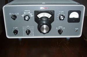 Collins 75S1 Receiver