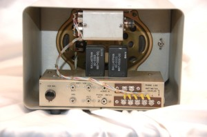 Collins 312B-4 Station Controller - Inside