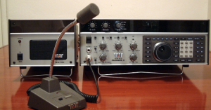 TenTec Paragon II Station (courtesy RadioPics)
