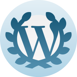 WordPress Anniversary Badge