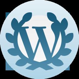 WordPress Anniversary Badge