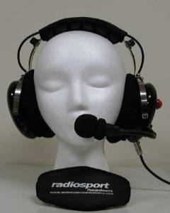 RadioSport RS60CF Headset