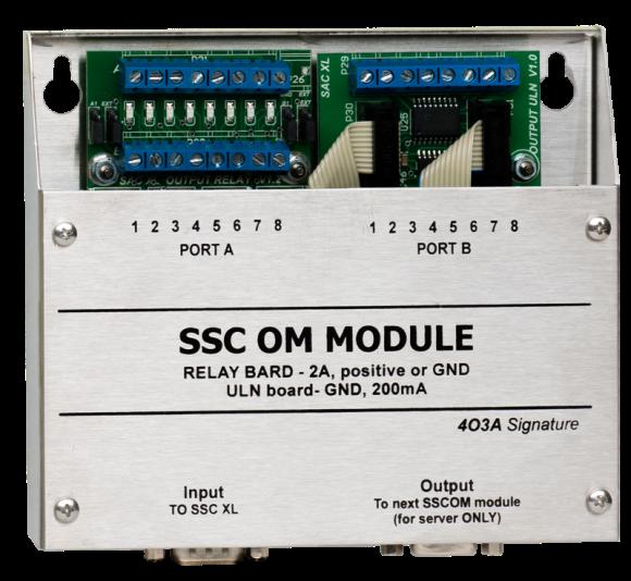 403a SSC XL - Remote Module