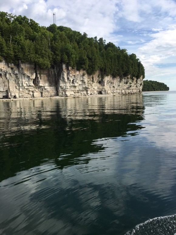 Washington Island Bluffs